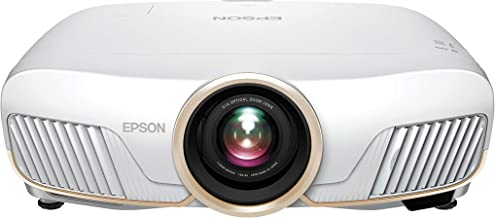 Epson Home Cinema 5050UB 4K PRO-UHD 3-Chip Projector with HDR,White
