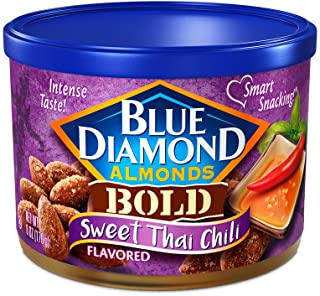 Blue Diamond Almonds, Bold Sweet Thai Chili, 6 Ounce