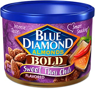 sweet thai chili blue diamond almonds