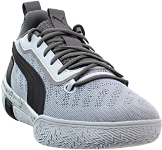 PUMA Mens Legacy Low Basketball Sneakers Shoes Casual - White