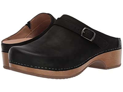 Dansko Berry (Black Burnished Nubuck) Women
