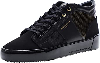 Android Homme Men's Gloss Carbon Propulsion Mid Geo Trainers 11 US Black