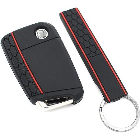 Schlüssel Hülle Vb Für 3 Tasten Auto Schlüssel Silikon Elektronik