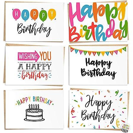 ten Grußkarten Geburtstag Glückwunschkarten KartenSet mit Umschlag data-mtsrclang=en-US href=# onclick=return false; show original title Details about  /Birthday Cards Greeting Cards Birthday Congratulations Card Deck with envelope