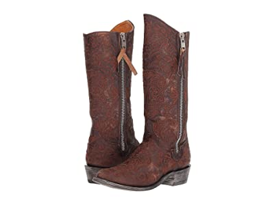 Old Gringo Klakrazz (Brass) Cowboy Boots