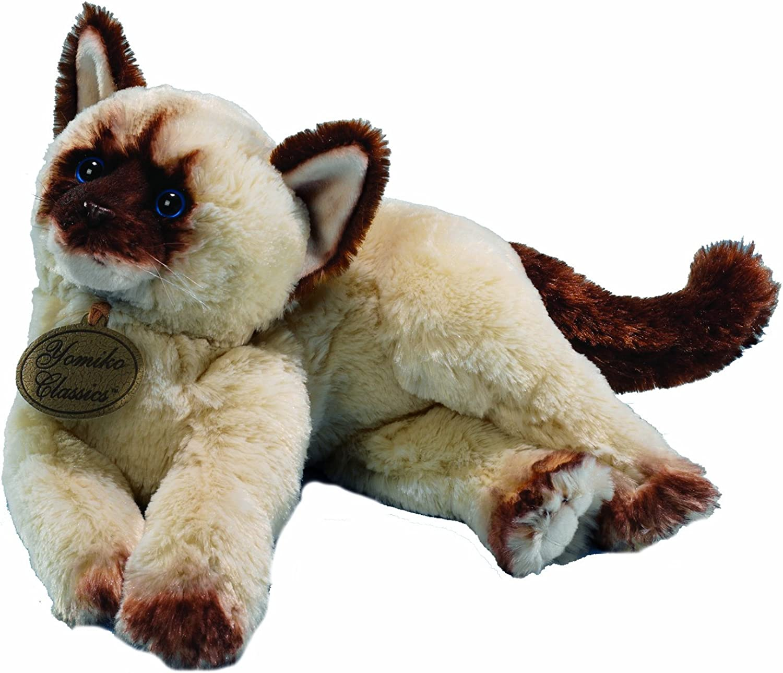 hasta un 50% de descuento Yomiko Yomiko Yomiko Classic Himalayan Cat 14  Stuffed Animal by Russ Berrie  nuevo sádico