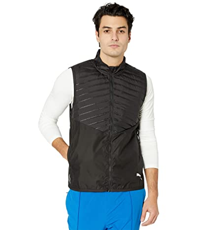 PUMA Run Favorite Puffer Vest (PUMA Black) Men