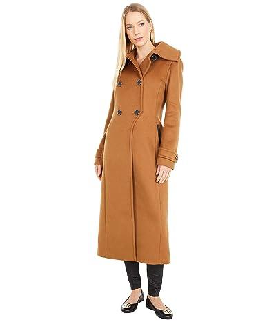 MACKAGE Elodie Wool Coat (Camel) Women