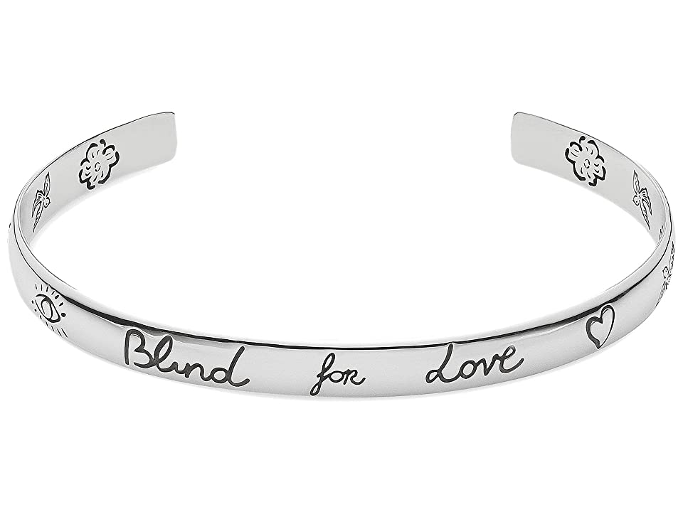 Gucci - Gucci 6mm Blind for Love Bangle