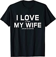 Best hunting wife shirt Reviews
