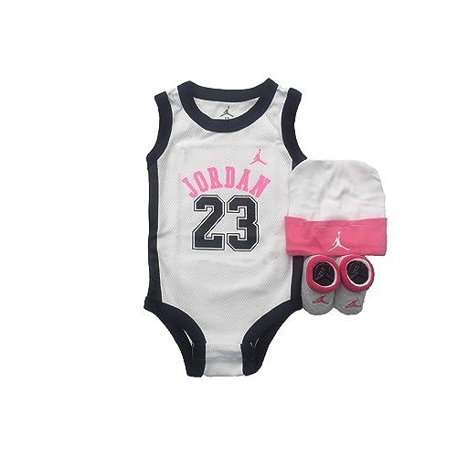 07b4fde67 Jordan Nike Infant Baby Bodysuit