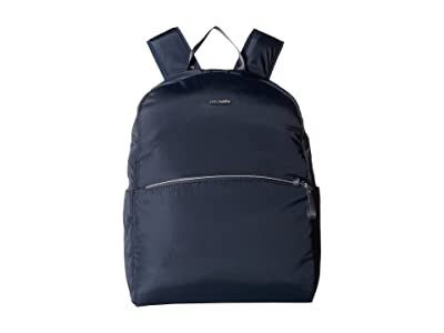 Pacsafe Stylesafe Anti-Theft Backpack (Navy) Backpack Bags