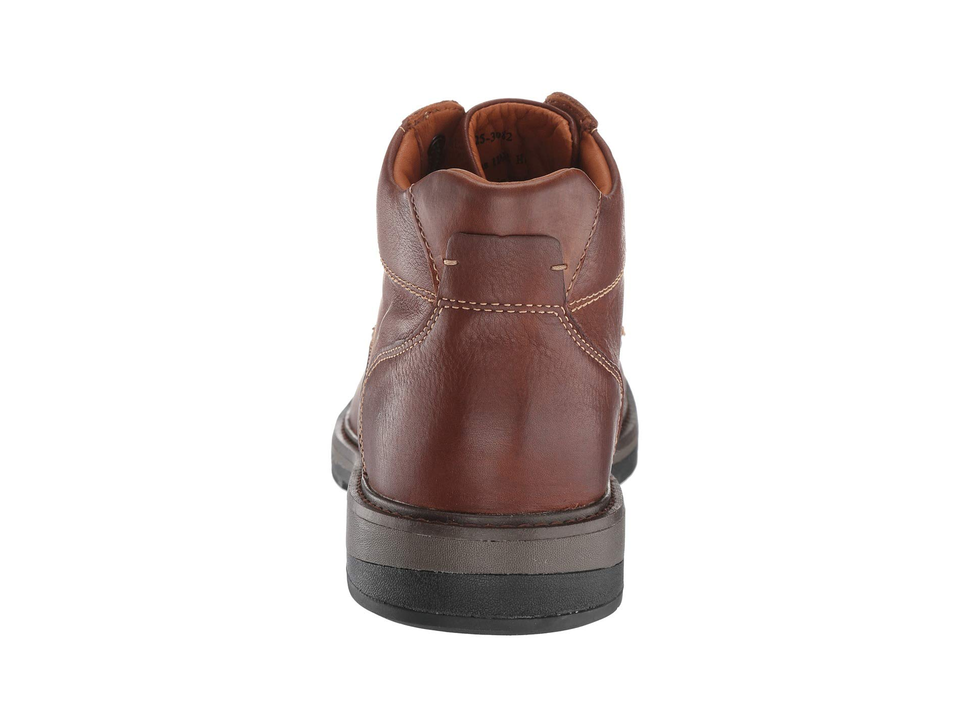 Toe Grain Boot Waterproof amp; Tumbled Murphy Tan Full Moc Rutledge Johnston pxqSXngvw
