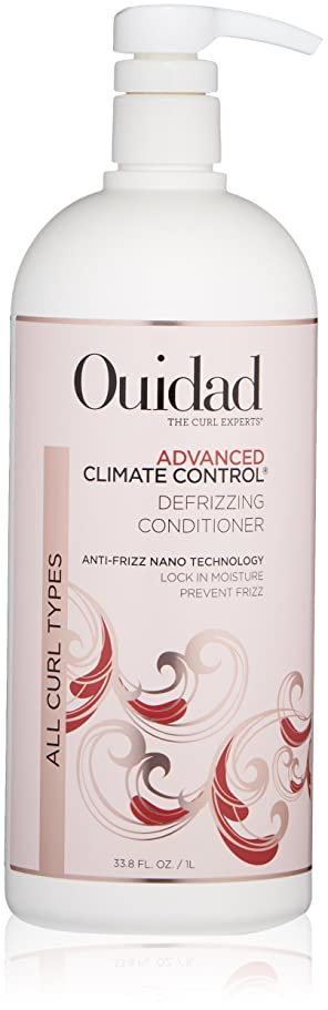 被害者コンデンサー恐れるウィダッド Advanced Climate Control Defrizzing Conditioner (All Curl Types) 1000ml/33.8oz並行輸入品