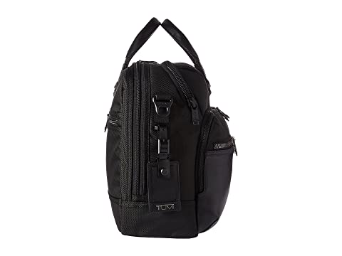 Tumi Alpha Bravo Patterson Brief Negro wTY8Px