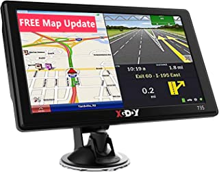 $73 » GPS Navigation for Car Truck Drivers Xgody 7-inch Navigation Systems for Car with Voice Guidance and Speed Camera Warning ...