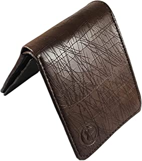TNW Brown Leather For Men - Bifold Wallets