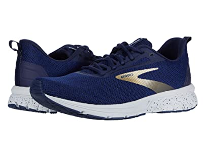 Brooks Anthem 3 (Navy/Grey/Gold) Men