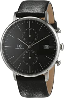 danish design chronograph