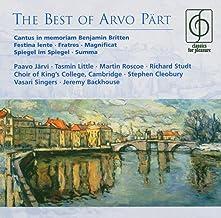 Best of Arvo Part