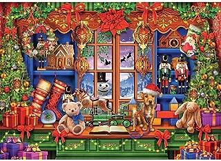 Ceaco Ye Olde Christmas Shoppe Jigsaw Puzzle