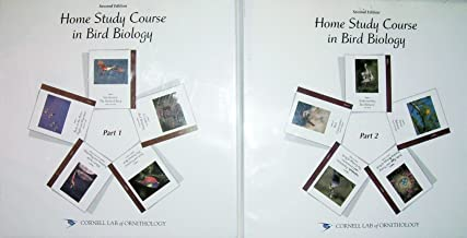 Home Study Course in Bird Biology - Second Edition - Parts 1 & 2 + Vocal Behavior Audio Tracks to Accompany Chapter 7 CD by Cornell Lab of Ornithology