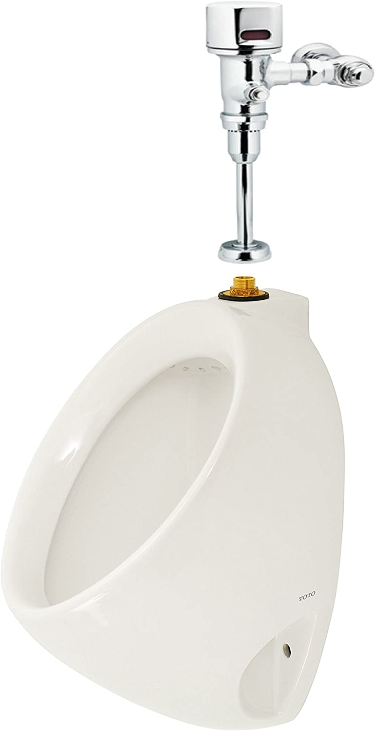 TOTO Latest item UT104E#01 Urinal With Top FlushValve Spud High material with Electronic