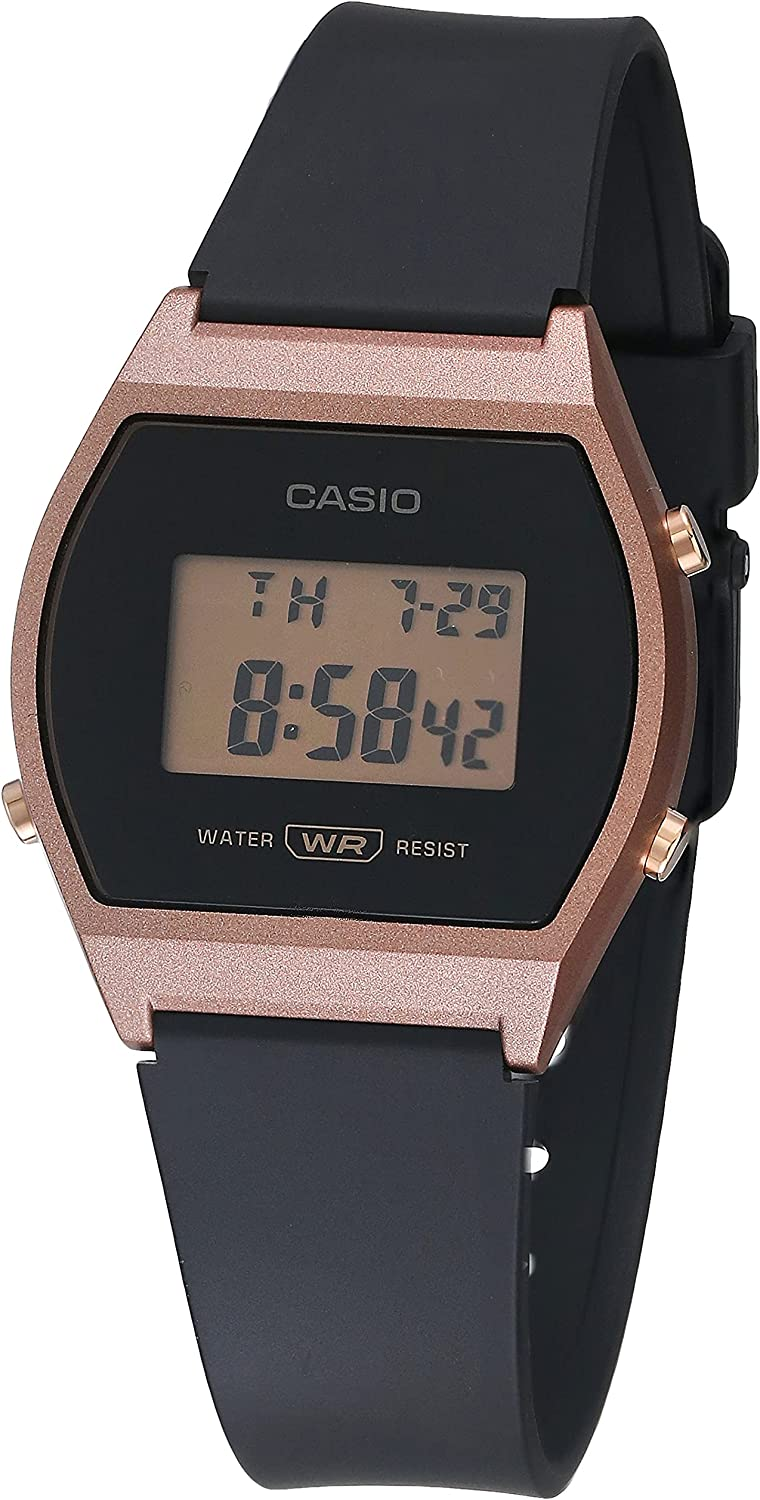 Casio Women's Quartz Sport Watch with Strap Black Mo New product Spring new work one after another type Resin 21