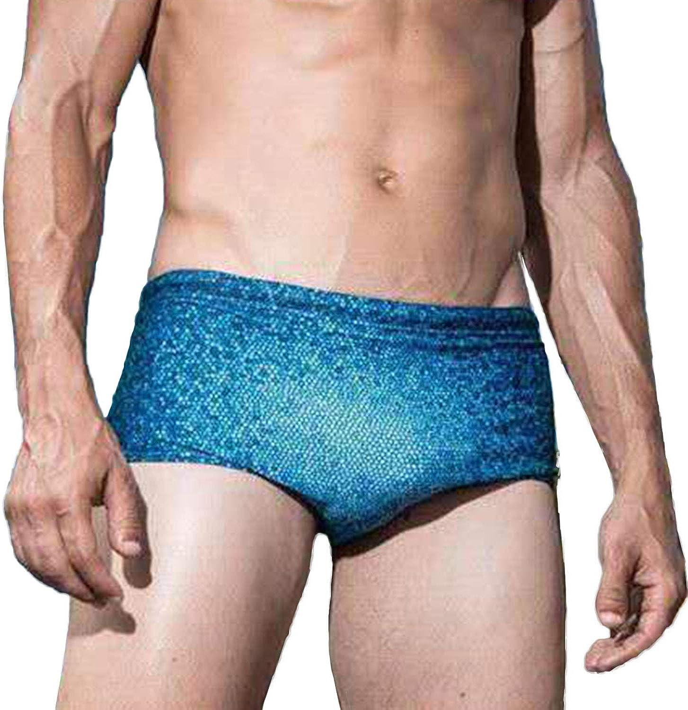 Taddlee Sexy Men's Swimwear Swimsuits Swim Boxer Brief Bikini Board Surf Trunks