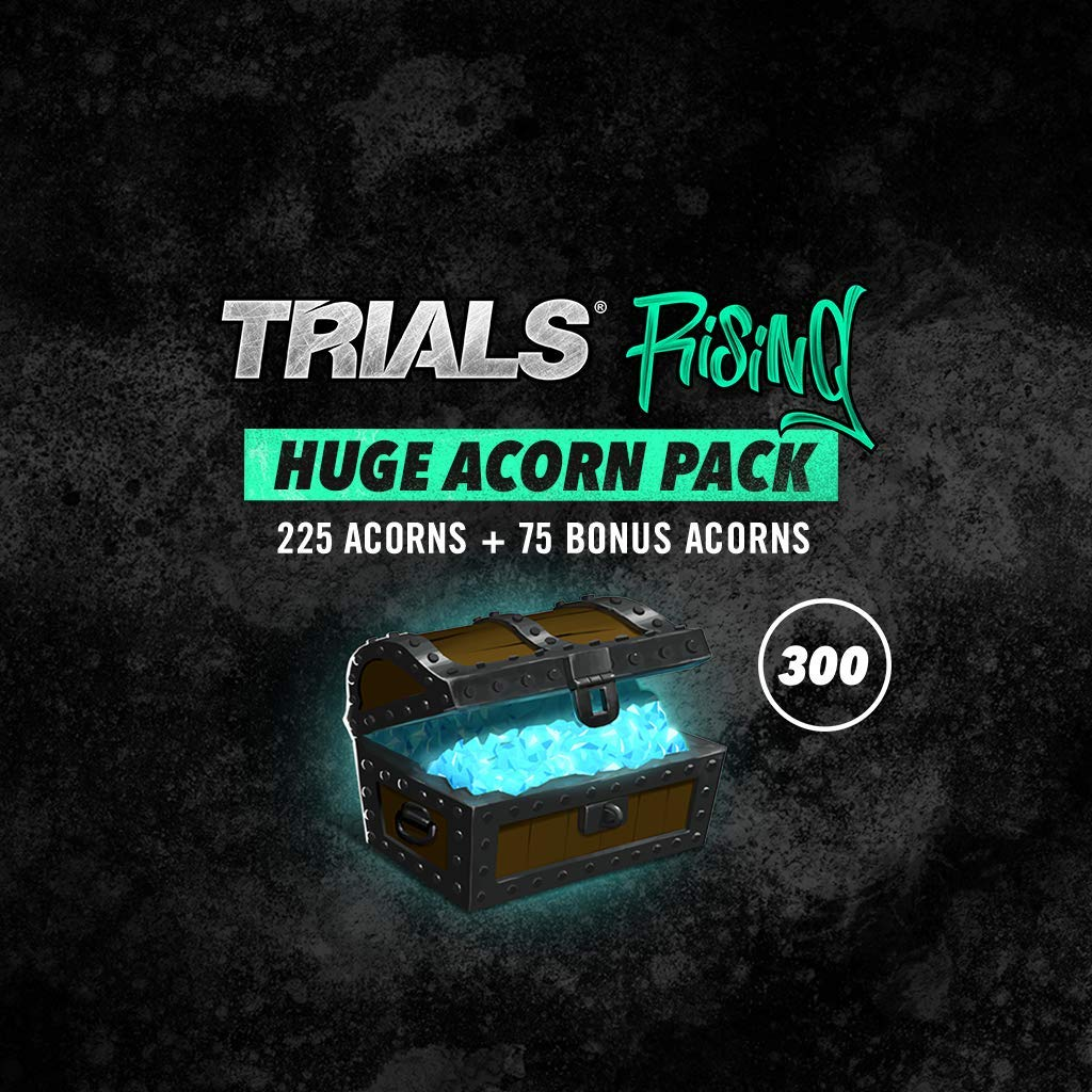 TRIALS RISING: HUGE ACORN PACK - [PS4 Digital Code]