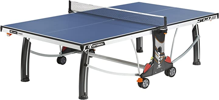 Tavolo da ping pong  interno 500 indoor cornilleau 155600