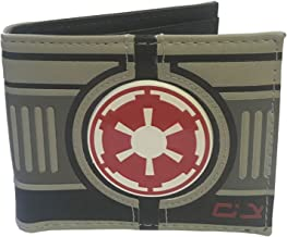 Star Wars Wallet AT AT Walker Pilot Official Bifold One Size