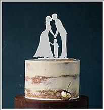 Cake Topper #23 acryl, taartsteker, taartfiguur, bruidstaart ...