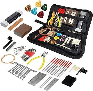 72PCS Guitar Tool Kit,Professional Guitar Repairing...