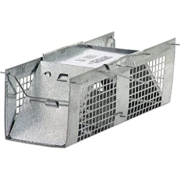 Havahart 1020 Live Animal Two-Door Mouse Cage Trap