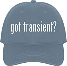 The Town Butler got Transient? - A Nice Comfortable Adjustable Dad Hat Cap