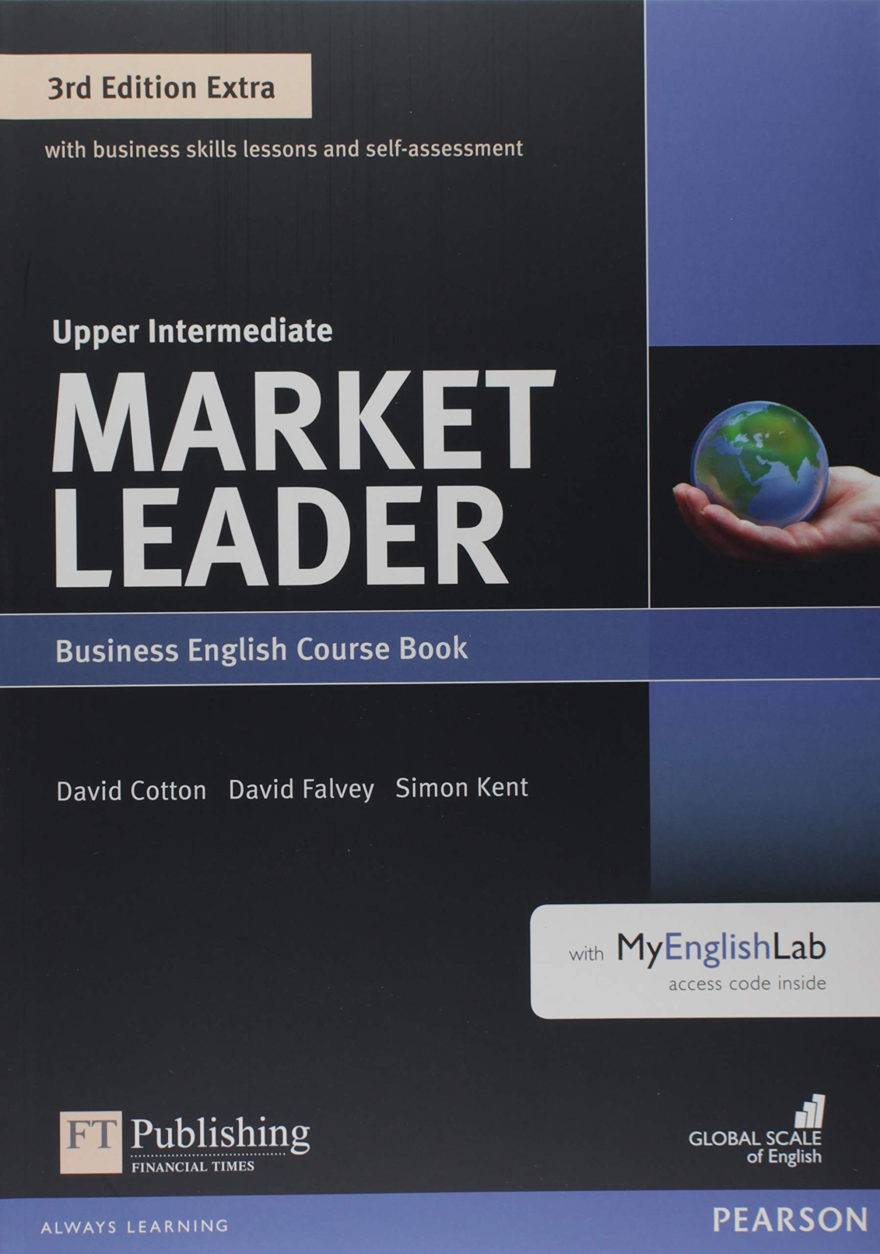 Download Ebook Market Leader Extra Upper Intermediate Coursebook With DVD-ROM And MyEnglishLab Pack Lingua Inglese