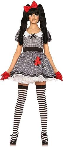 descuento de bajo precio Leg Avenue 85379 - Wind-Me-Up Wind-Me-Up Wind-Me-Up Dolly damas de vestuario, de tamaño mediaño (38 euros)  hermoso