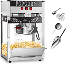 Best commercial popcorn machine used Reviews