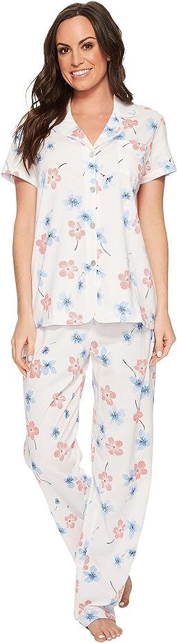Carole Hochman - Short Sleeve Pajama