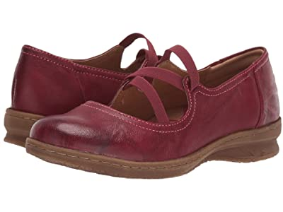 Comfortiva Farmington (Rosso Red Oyster) Women