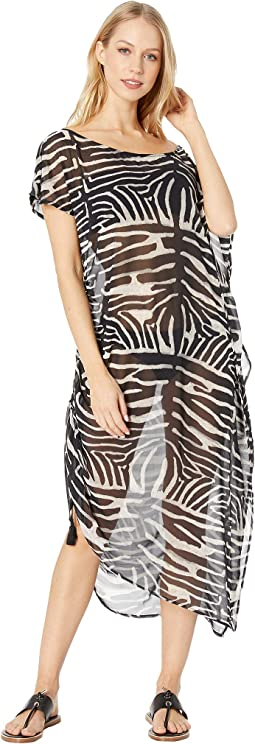 Marina Maxi Cover-Up Dress