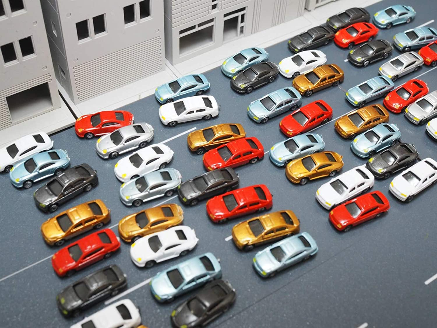 [Good in three directions] is in now full car  1 200 scale Z gauge Auto Cars Car 100 pieces