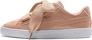 PUMA Basket Heart Patent WN'S, Zapatillas para Mujer