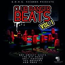 Club Banger Beats, Vol. 1 (Hottest Club Banging Hip Hop Rap Instrumental Beats)