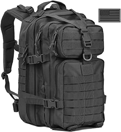 Military Tactical Backpack Army Small 3 Day Assault Pack Molle Bug Out Bag  Backpacks Rucksacks e3e60e054ac4e