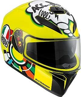AGV Unisex-Adult motorcycle helmet Multi X-Small