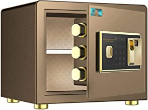 Safe Lock Box for Money Document Safe for Office Hotel Jewelry Gun Cash Medication
