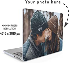 Personalised Custom Photo Create Your Own Image Case Design Make Your Own Print Protective MacBook Air 13 inch Case with Retina Display and Touch ID, Model: A1932, Release 2018-2019, Hard Case Cover