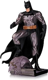 DC Collectibles Jim Lee - Estatua de Batman de metálica